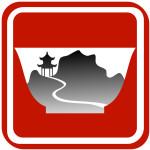 logo stamp stroke